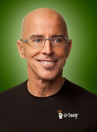GoDaddy CEO Blake Irving