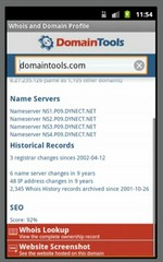 DomainTools android