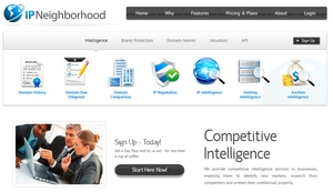 IP Neighborhood compiles valuable domain data at a low monthly price.