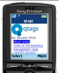 qtags elevator pitch