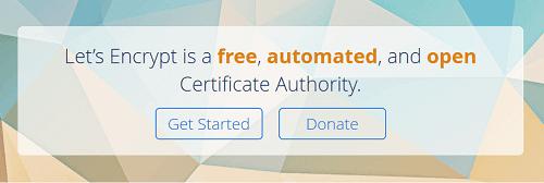 Website Payments - SSL Certificate