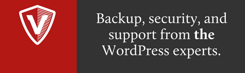 WordPress Backup Plugins - VaultPress