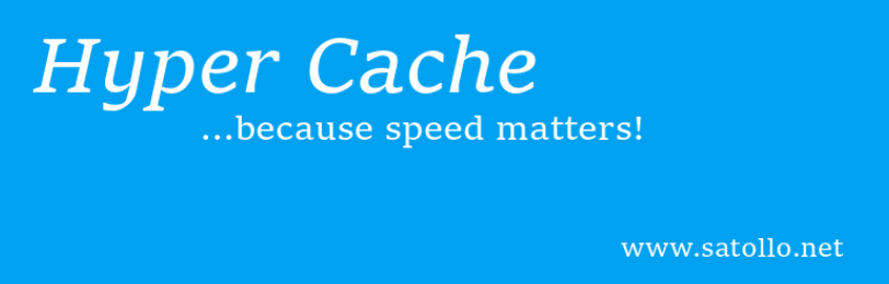 WordPress Caching Plugins - Hyper Cache