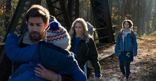 Picture from A Quiet Place movie