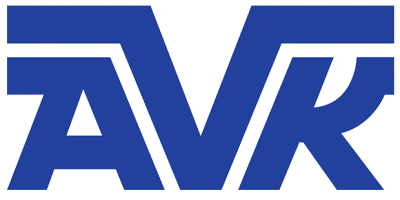 Logo for AVK Valvs