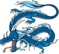 DragonBleu