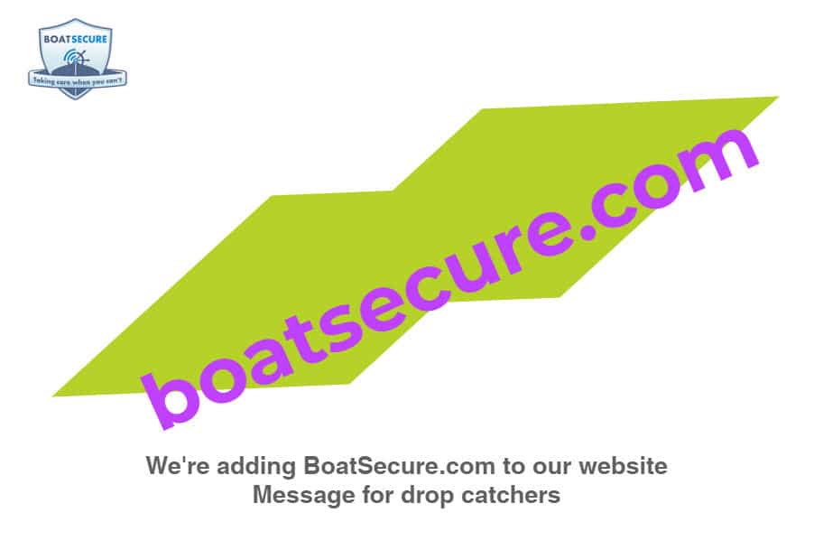 Image about BoatSecure.com on BoatSecure.nz website