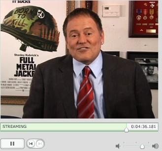 Bob Parsons vlog
