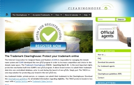 The Trademark Clearinghouse is now open for business and will soon get a lot of mainstream attention.