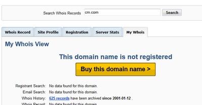 cm-domain