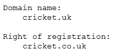 cricket-uk