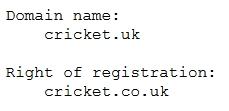 cricket-uk