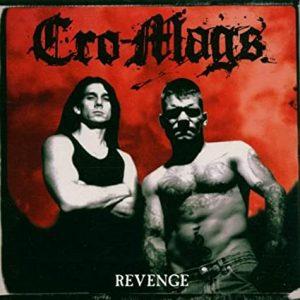 Cover of Cro-Mags Revenge album