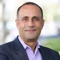 Photo of Cyrus Namazi