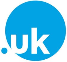 .UK domain logo