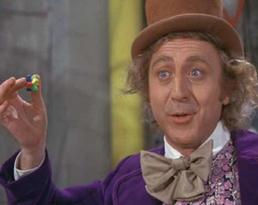 Willy Wonka will protect this formula!