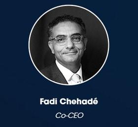 Former ICANn CEO Fadi Chehadé