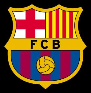 Logo for FC Barcelona football team