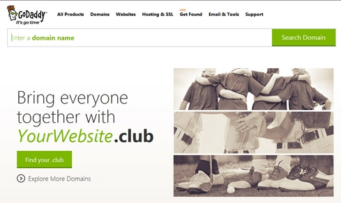 godaddy-club