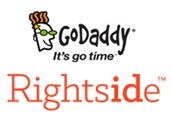 GoDaddy Rightside
