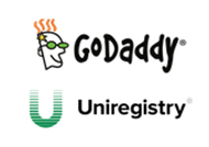 GoDaddy Uniregistry
