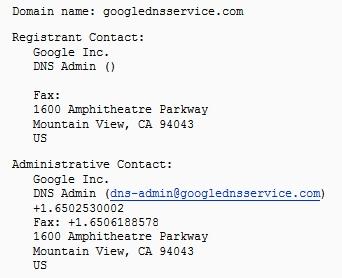 googledns