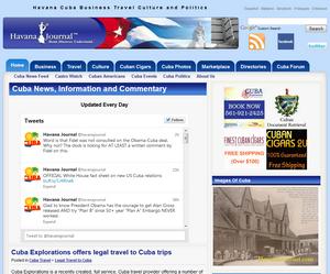 Cuba websites