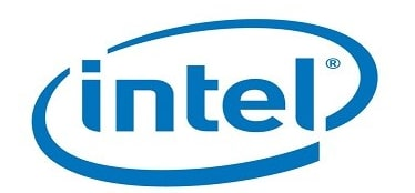 Logo for intel