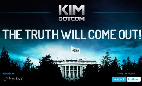 Kim Dotcom Mega Instra