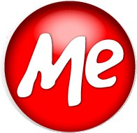 Logo for .me domains