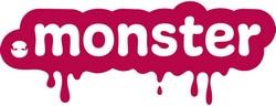 Logo for .Monster top level domain name