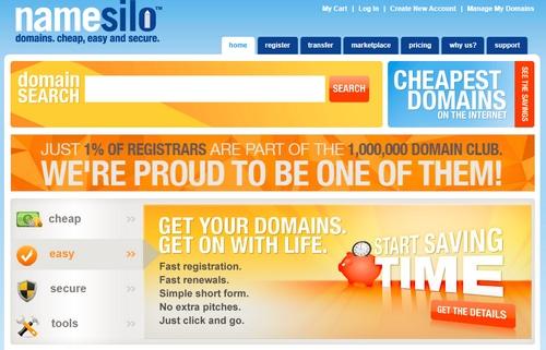 Investment firm to acquire domain name registrar NameSilo ...