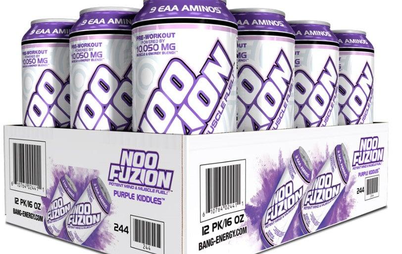 Image of Noo Fuzion drink