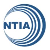 NTIA logo