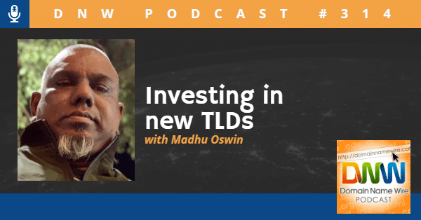 Investing in new TLDs with Oswin - DNW Podcast #314 ...