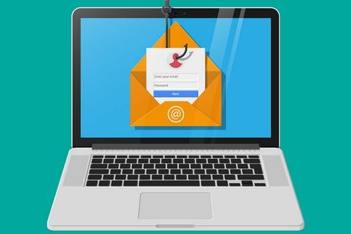 Image representing email phishing