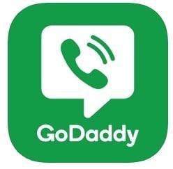 Logo for GoDaddy's SmartLine service