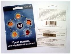 tel gift card