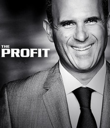 Promotional picture for CNBC's The Profit TV show