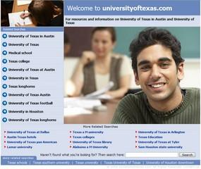 UniversityofTexas.com