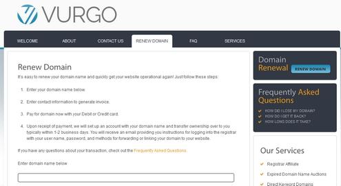 vurgo-homepage