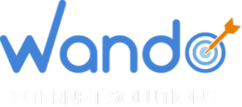 Logo for Wando internet solutions